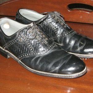 Footjoy Classics Dry Men's Size 13 AA Golf Shoes
